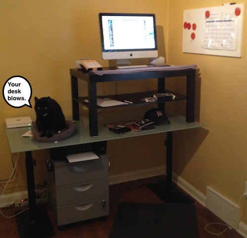 Stand Up Desk For Home Office