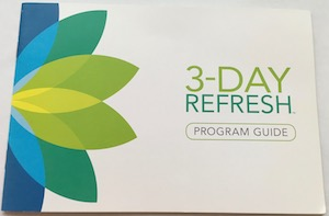 3 Day Refresh Program Guide
