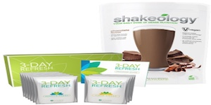 Buy 3 Day Refresh Shakeology Challenge Pack