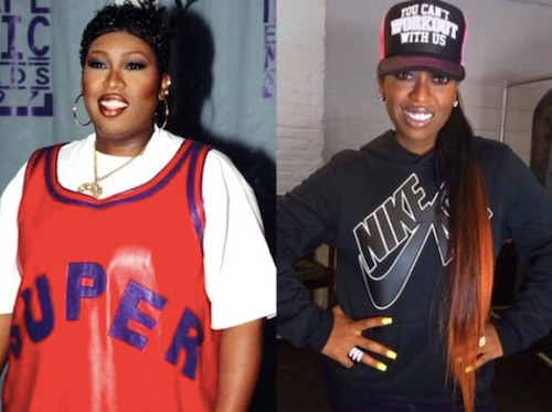 Missy Elliot T25 Workout