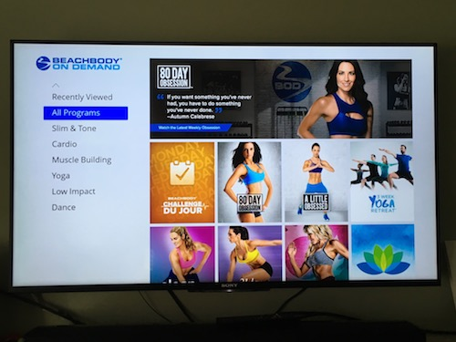 Beachbody On Demand Review - Brad Gibala