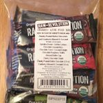 Raw Revolution Snack Bar Review