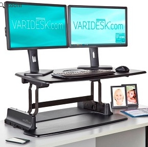 Varidesk Pro Adjustable Standing Desk