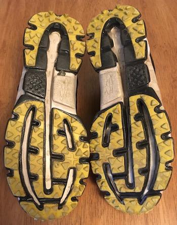 Bottom Boombah Golf Shoe