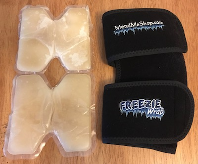Elbow Freezie Wrap Review