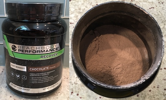 Beachbody Performance Chocolate Recover Review