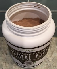 Primal Kitchen Chocolate Coconut Primal Fuel Review