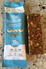 Primal Kitchen Coconut Cashew Bar Review