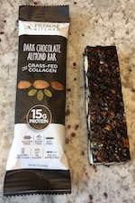 Primal Kitchen Dark Chocolate Almond Bar Review