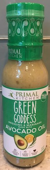 Primal Kitchen Green Goddess Dressing Review