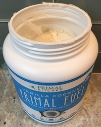 Primal Kitchen Vanilla Coconut Primal Fuel Review