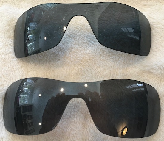 Oakley Polarized Lens vs Revant Optics Polarized Lens