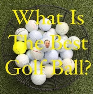 Best Golf Balls