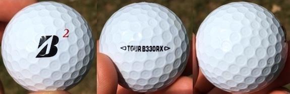 Bridgestone Tour B330RX Golf Ball Durability
