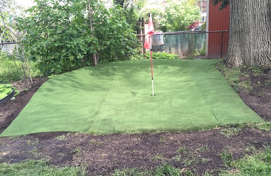 Global Syn-Turf Endless Putting Green Review