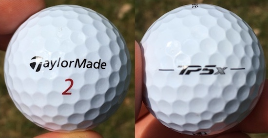 TaylorMade TP5x Durability
