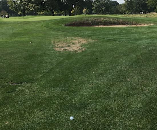 TaylorMade TP5x Rackham Golf Course 17 Hole