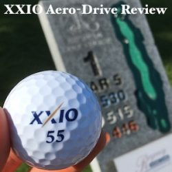 XXIO Aero Drive Golf Ball Review
