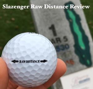 Slazenger Raw Distance Golf Ball Review