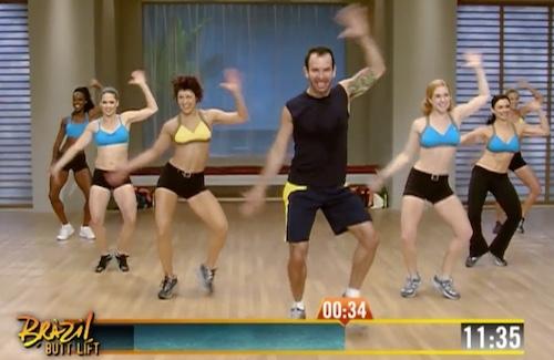 Brazil Butt Lift Bum Bum Dance Time