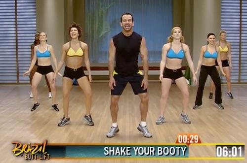 Brazil Butt Lift Shake Your Booty