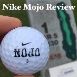 Nike Mojo Golf Ball Review