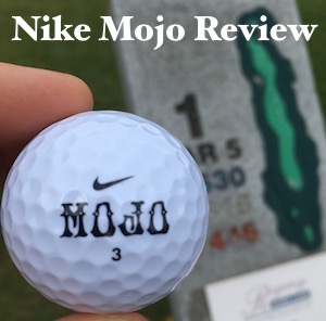 Nike Mojo Golf Ball Review