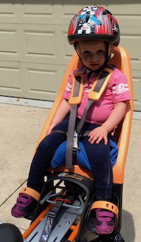 Thule Yepp Maxi Child Seat Review