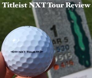 Titleist NXT Tour Golf Ball Review