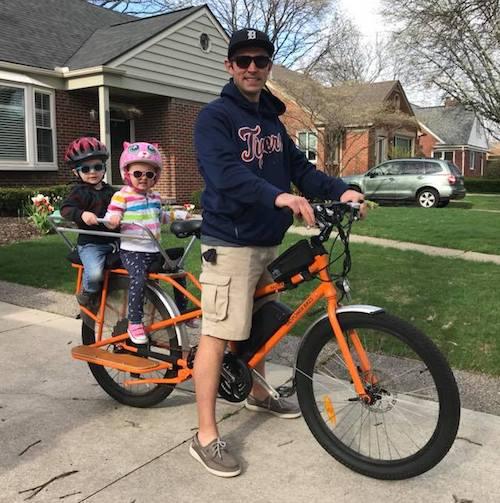 Radwagon Electric Cargo Bike Review Its Awesome Brad Gibala