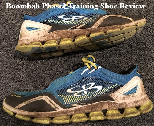 Boombah Phaser Training Shoe Review