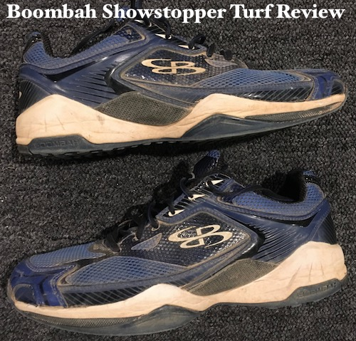 Boombah Showstopper Turf Shoe Review