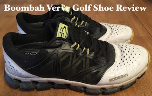 Boombah-Verve-Golf-Shoe-Review