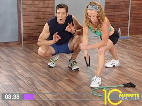 10 Minute Trainer Total Body Workout