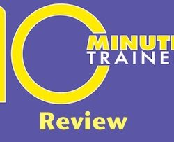 10 Minute Trainer Workout Review