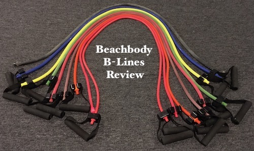 Beachbody B-Lines Resistance Bands Review
