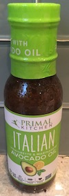 Primal Kitchen Italian Vinaigrette Review