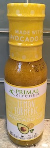 Primal Kitchen Lemon Turmeric Dressing Review