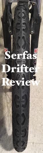 Serfas Drifter City 26 x 2.0 Tire Review