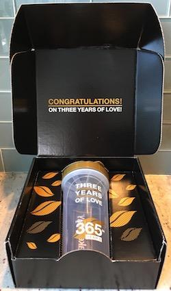 Shakeology 365er Year 3 Gift