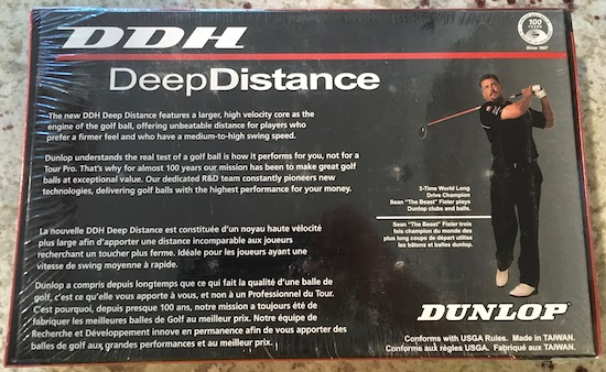 Dunlop DDH Deep Distance New In Plastic