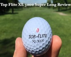 Top Flite XL 3000 Super Long Golf Ball Review