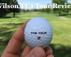 Wilson TC2 Tour Golf Ball Review