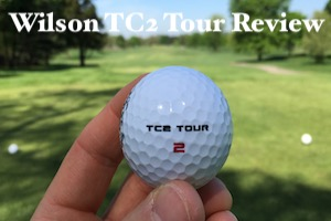 Wilson TC2 Tour Golf Ball Review