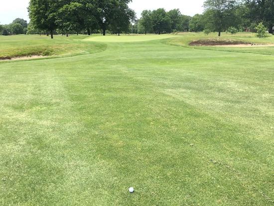 Bandit SB Golf Ball Driver 17th Hole