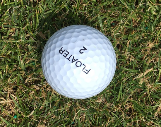 FLOATER Golf Ball Fairway