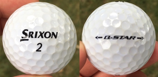 Srixon Q Star Golf Ball Durability