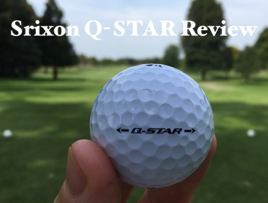 Srixon Q Star Golf Ball Review