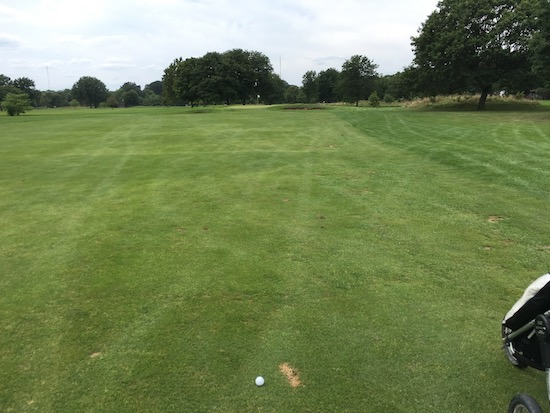 Srixon Q Star Rackham 17th Hole