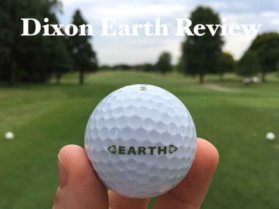 Dixon Earth Golf Ball Review